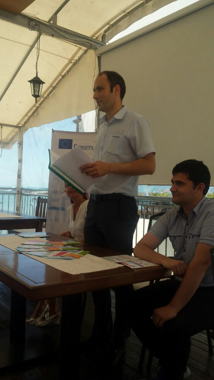 VERITAS HELD A CLOSING CONFERENCE IN BALCHIK UNDER 'SPORT FOR ALL' PROJECT